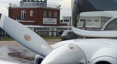 Photo of Airport Biggin Hill Airport (BQH) at Main Rd, Biggin Hill TN16 3BH, United Kingdom