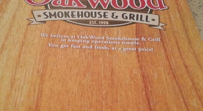 Photo of BBQ Joint Oakwood Smokehouse at 27745 Us Highway 27, Leesburg, FL 34748, United States