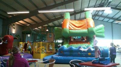 Photo of Playground Trampolino Kinder-Spielpark at Göteborgring 83, Kiel 24109, Germany