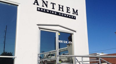 Photo of Brewery Anthem Brewing Company at 908 Sw 4th St, Oklahoma City, OK 73109, United States
