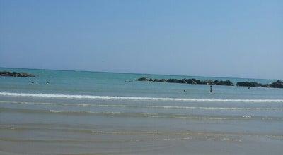 Photo of Beach Spiaggia di Montesilvano at Montesilvano, Italy