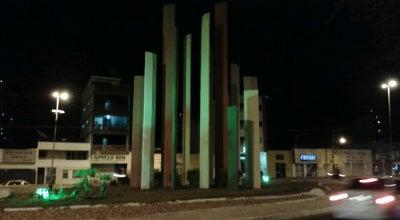 Photo of Monument / Landmark Monumento da Integração at Av. Guararapes, Petrolina 56300-000, Brazil