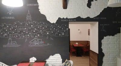 Photo of Turkish Restaurant Хауз кафе «Филетто» at Ленинская Ул., 22, Могилев, Belarus
