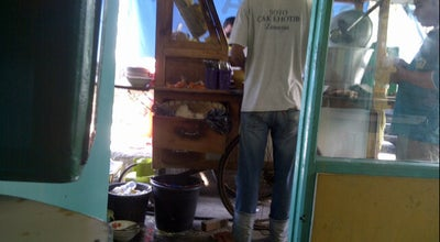 Photo of Breakfast Spot Soto Cak chotib at Raya Dr.wahidin Sudirohusodo, Kebomas, Indonesia