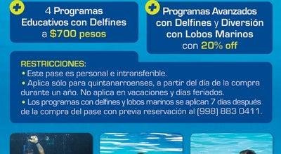 Photo of Aquarium Aquarium Cancun at La Isla Shopping Village, Cancun 77500, Mexico