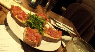 Photo of Italian Restaurant L'Osteria at Kurze-geismar-straße 9, Göttingen 37073, Germany