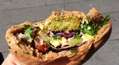 Photo of Falafel Restaurant Falafel at 48 Carter Lane Ec4v 5ea, United Kingdom