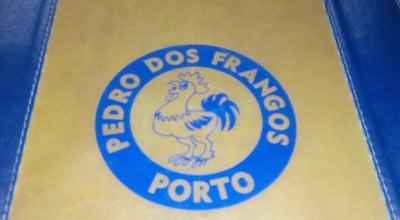 Photo of Portuguese Restaurant Pedro dos Frangos at R. Do Bonjardim, Porto, Portugal