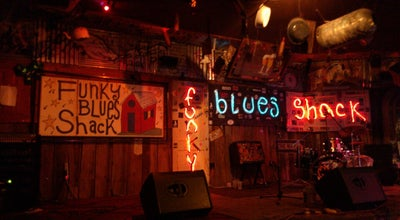 Photo of Italian Restaurant Graffiti & Funky Blues Shack at 109 Cannery Ln, Sandestin, FL 32550, United States