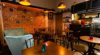 Photo of Cafe Café República at R. Da República, 38, Porto Alegre 90050-321, Brazil