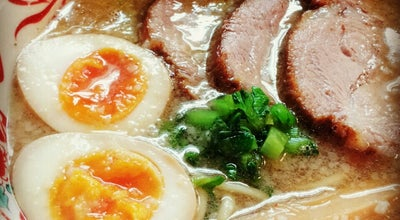 Photo of Food らーめん寺子屋 麺座鷲ノ巣 at 沼館1丁目6-9, 八戸市 031-0071, Japan