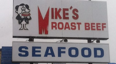 Photo of American Restaurant Mike's Roast Beef at 115 Broadway, Everett, MA 02149, United States