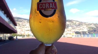 Photo of Beer Garden sete mares praza do mare at Avenida Sa Carneiro, Funchal, Portugal