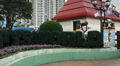 Photo of Theme Park Snoopy's World at Podium, 3/f, New Town Plaza 1, 18 Sha Tin Centre St, Sha Tin, Hong Kong