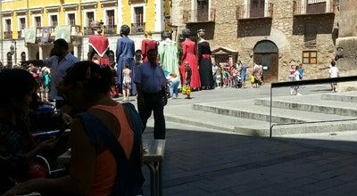 Photo of Wine Bar La abadía at Plaza De La Catedral, Teruel 44001, Spain
