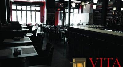 Photo of Italian Restaurant Vita Sociale at 2472 Yonge Street, Toronto, ON M4P 2H5, Canada
