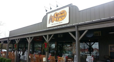 Photo of American Restaurant Cracker Barrel Old Country Store at 4835 Hwy 17 South Us 17 & South 48th Ave, North Myrtle Beach, SC 29582, United States