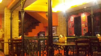 Photo of Italian Restaurant The Big Chill Cafe at Hs-5, New Delhi 110024, India