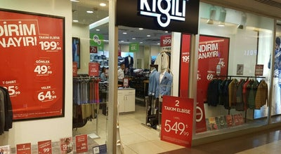 Photo of Men's Store Kiğılı at Zafer Plaza, Bursa, Turkey