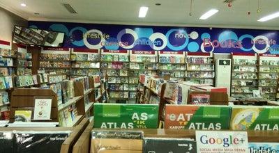 Photo of Bookstore Toko Buku Karisma at Jl. Jend. Sudirman Ruko Tamansari, Salatiga, Indonesia