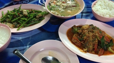 Photo of Asian Restaurant กมลวรรณ อาหารตามสั่ง at Nakhon Sawan, Thailand