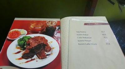 """Photo of Diner Sop Konro """"Cacaban"""" at Cacaban, Magelang, Indonesia"""