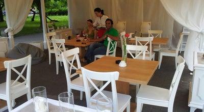 Photo of Lounge Akademia by Borys Szyc at Różana 2, Warszawa 02-548, Poland