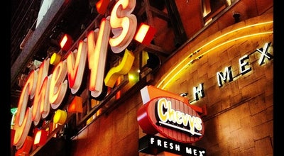 Photo of Mexican Restaurant Chevy's Fresh Mex at 259 W 42nd St, New York, NY 10036