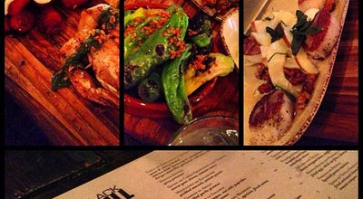 Photo of Tapas Restaurant Black Bull at 1721 W Division St, Chicago, IL 60622, United States
