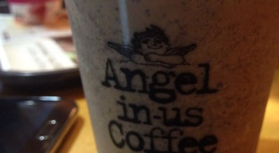Photo of Coffee Shop Angel-in-us Coffee at 성산구 단정로 13, 창원시 642-832, South Korea