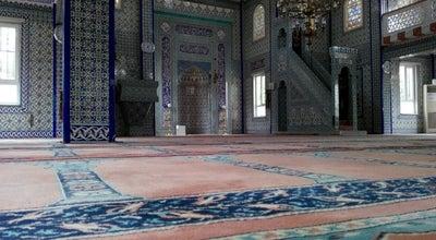 Photo of Mosque Pilot Salih Seyhan Camii at İstasyon Cad., Lüleburgaz, Turkey
