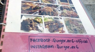 Photo of Burger Joint Burger ER6 at Muar 84000, Malaysia