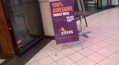 Photo of Burger Joint Steers at Cavendish Square, Dreyer St, Claremont, Western Cape 7735, South Africa
