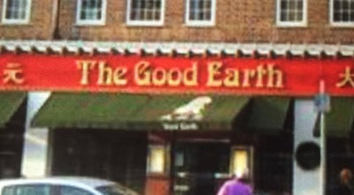 Photo of Chinese Restaurant The Good Earth at Barnet NW 7 4, United Kingdom