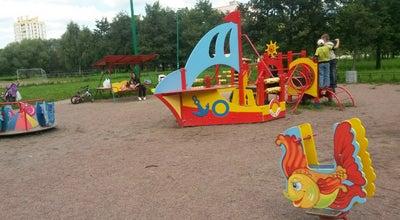 Photo of Playground Детская площадка at Просп. Ветеранов, 39, К.2, Санкт-Петербург, Russia