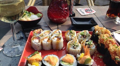Photo of Sushi Restaurant Neri Sushi at Ginnekenmarkt 12, Breda 4835 JC, Netherlands