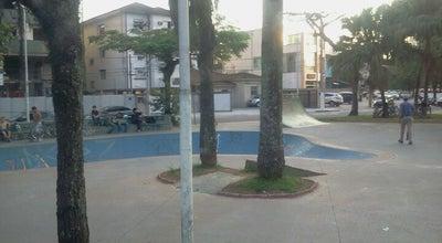 Photo of Skate Park Praça Palmares at Av. Afonso Pena, Santos, Brazil