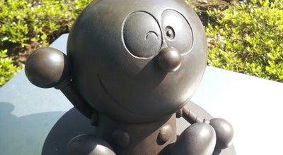 Photo of Monument / Landmark コロ助像 at 多摩区登戸2806-5, 川崎市, Japan