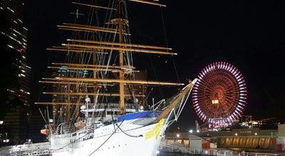 Photo of Monument / Landmark 帆船日本丸 at 西区みなとみらい2-7-10, 横浜市 220-0012, Japan