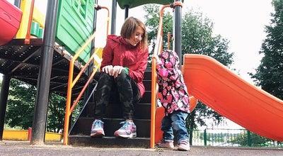 Photo of Playground площадка у пруда at Беловежская 39  К.5, Russia