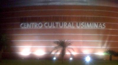 Photo of Theater Centro Cultural Usiminas at Avenida Pedro Linhares Gomes, Ipatinga, Brazil