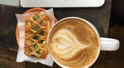Photo of Cafe De Clieu Coffee at 10389 Main St, Fairfax, VA 22030, United States