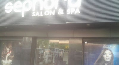Photo of Spa Sephora Salon & Spa at Alfran Plaza, Panjim 403001, India