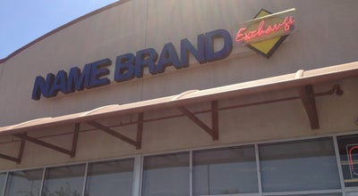Photo of Thrift / Vintage Store Name Brand Exchange at 3454 E Southern Ave, Mesa, AZ 85204, United States