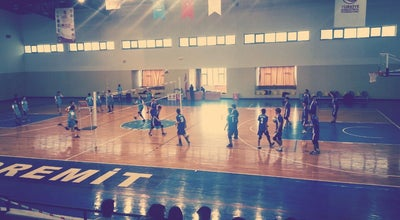 Photo of Basketball Court Edremit Spor Salonu at Turkey