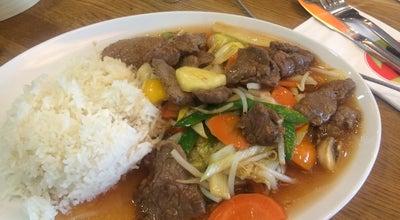 Photo of Asian Restaurant Modern Asia at Stuttgart International Airpor, Germany