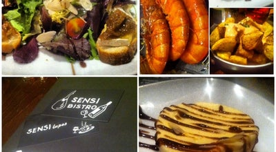 Photo of Tapas Restaurant Sensi Bistro at Carrer Regomir 4, Barcelona, Spain