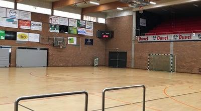Photo of Basketball Court Basket Willebroek - Afdeling De Schalk at Stadionlaan 2, Willebroek 2830, Belgium