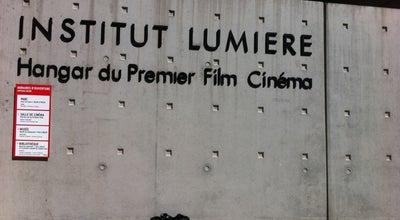 Photo of Museum Institut Lumière – Hangar du Premier Film at 23 Rue Du Premier Film, Lyon 69008, France