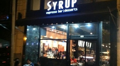 Photo of Dessert Shop Syrup Desserts at 611 S Spring St, Los Angeles, CA 90014, United States